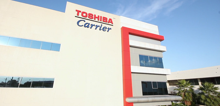 Toshiba Carrier office